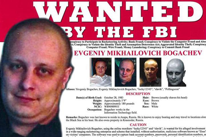 MAIN FBI Wanted Evgeniy Bogachev Cel mai cautat hacker din lume a lucrat sub protectia spionajului rus