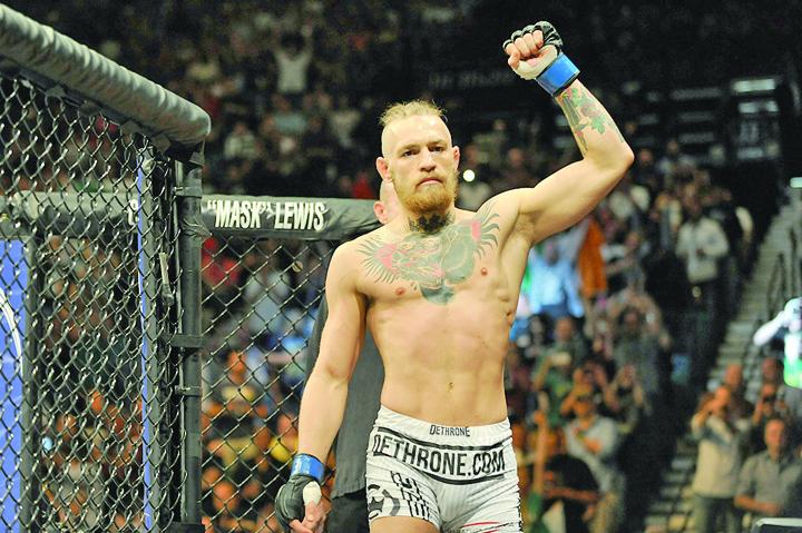 McGregor Bursa de 50 de milioane de dolari pentru un meci Mayweather   McGregor
