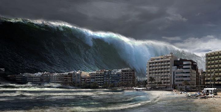 Miscarile placilor litosferice. Despre seisme si tsunami 4 Catastrofele mondiale au costat 175 miliarde de dolari!