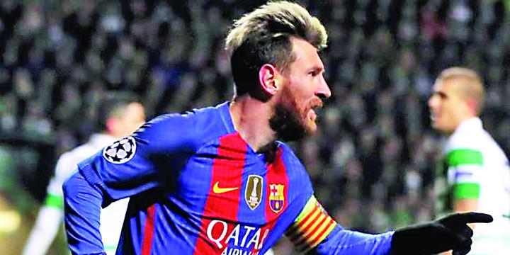 November 30.2 Telenovela Messi Barcelona
