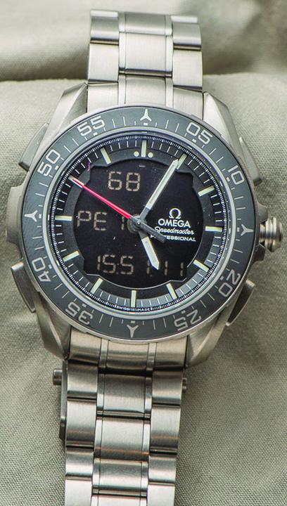 Omega Speedmaster Professional X 33 Ce ceasuri a aprobat NASA pentru spatiu