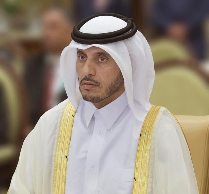 Sheikh Abdullah Bin Nasser Al Thani 1 Petrodolarii curg spre Marea Britanie