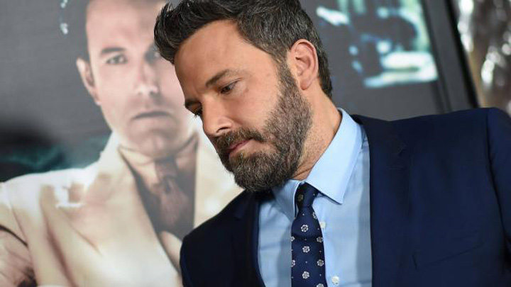 afflek Ben Affleck, dependent de alcool. Mesaj emotionant