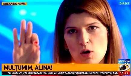 alina Alina Petrescu e noul purtator de cuvant al Guvernului