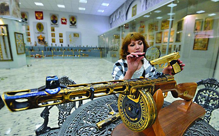 arme1 Ce cadouri primesc militarii lui Putin