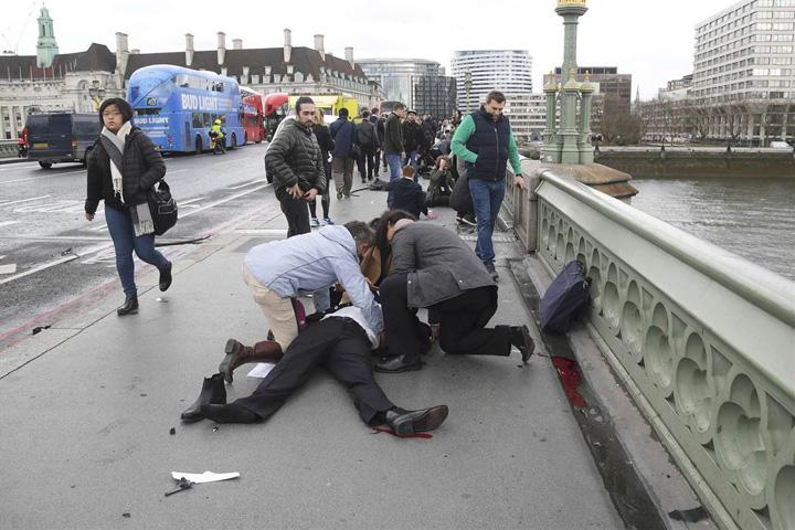 atac londra Atentatul din Londra, fara legatura cu ISIS