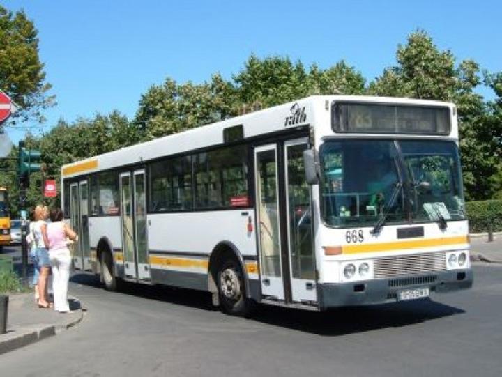 autobuz 783 Cum sa te plimbi la nesfarsit, moca, pe RATB