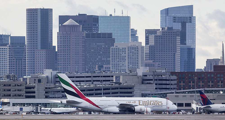avioane SUA baga in ceata aeroporturile