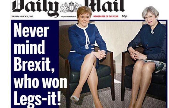 brezit Brexit, batalia pe picioare si fuste