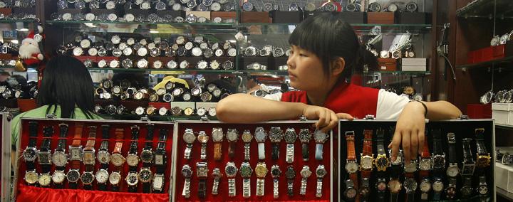 china Chinezariile omoara ceasurile elvetiene