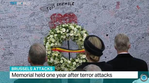 comemorare Un an de la atentatele care au inspaimantat Bruxelles ul (VIDEO)