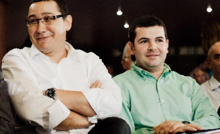 constantin ponta Ponta si Constantin fac pe martirii