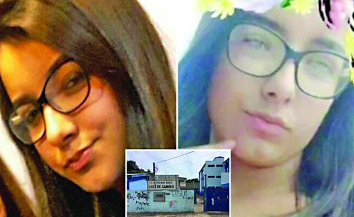 crima Caz cutremurator! Eleva strangulata de colegele ei in sala de clasa