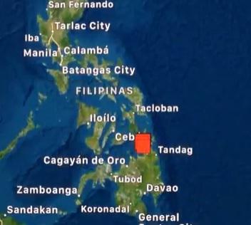 cutr Cutremur puternic in Filipine