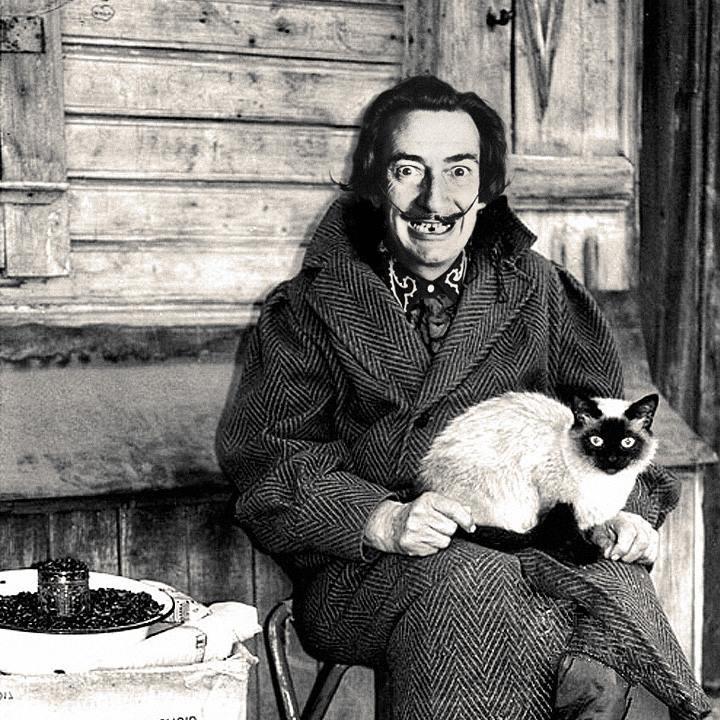 dali3 Vizita secreta a lui Dali in URSS