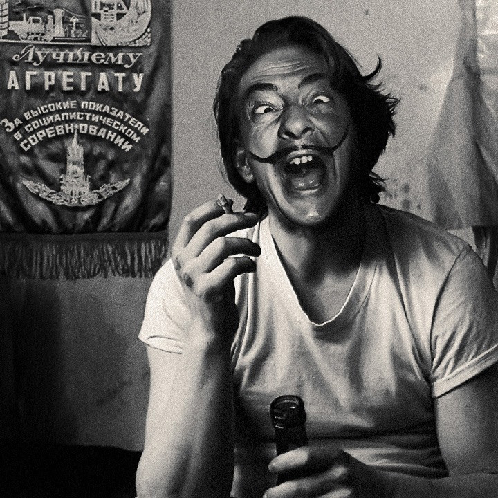 dali4 Vizita secreta a lui Dali in URSS