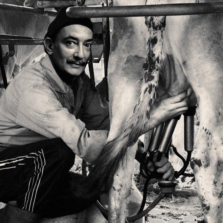 dali8 Vizita secreta a lui Dali in URSS