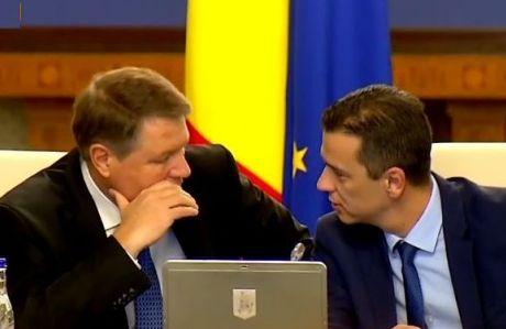 discutie Grindeanu s a intalnit cu Iohannis, inainte de a pleca la Bruxelles