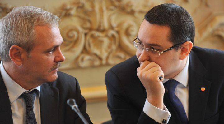 dragnea ponta 720x401 Replica lui Ponta pentru Dragnea si minciunile si prostiile Carmaciului din Teleorman