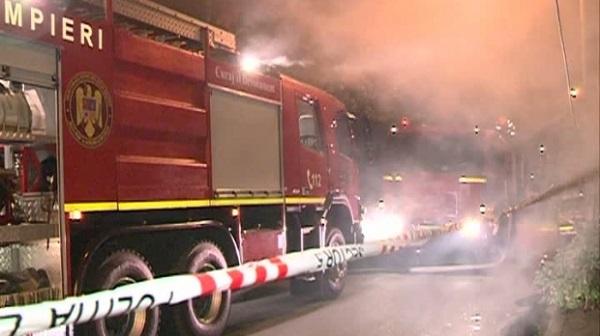 expl Explozie violenta intr un bloc din Galati: un copil a pierit/19 locuinteafectate