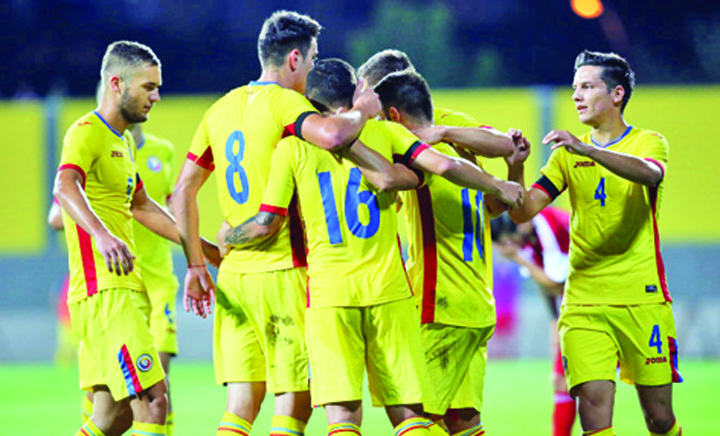 fotbal u21 romania luxemburg 025 660x400 Sprit under 21