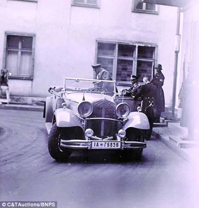 goering Adolf Hitler, fotografii inedite
