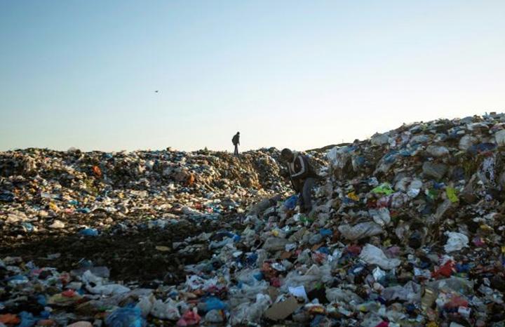 groapa gunoi 46 de oameni au murit zbrobiti de un munte de gunoi
