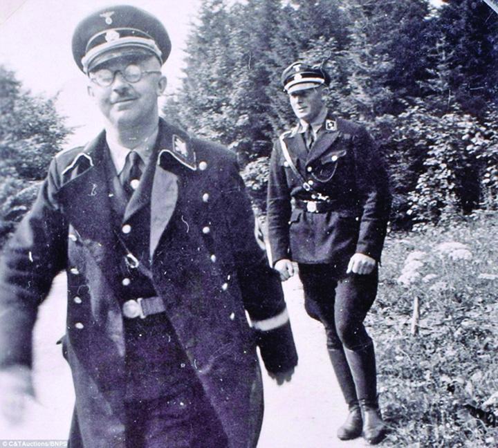 himmler Adolf Hitler, fotografii inedite