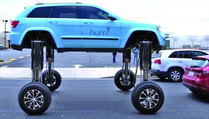 hum rider 1 Iata SUV ul care trece pe deasupra!