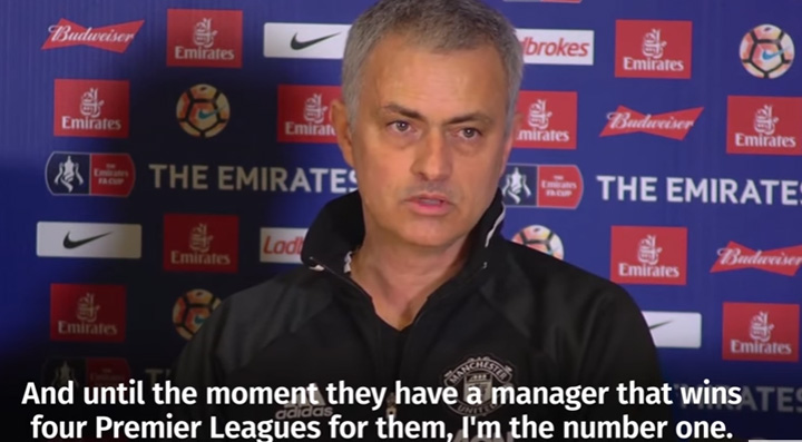 "image 2017 03 14 21661122 41 jose mourinho conferinta presa Jose Mourinho, artagos: ""Iuda este numarul unu!"""