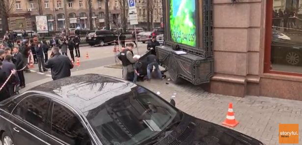 impusc Fost parlamentar rus, critic al Moscovei, impuscat mortal in plina strada