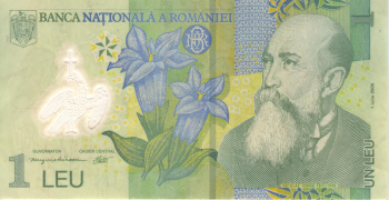 leu 350x180 Leul, nou minim istoric fata de euro