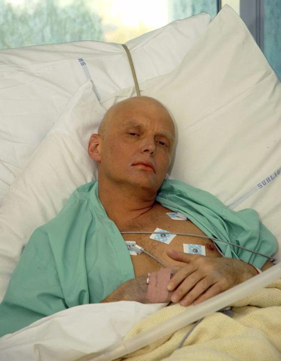 litvinenko S au pus cu Putin