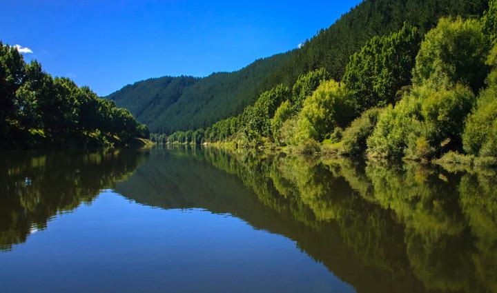 lower whanganui river h7632 2 20140611 1086278817 Premiera mondiala: un rau devine om!