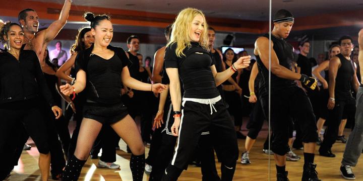madonna Madonna cauta coregraf pe net