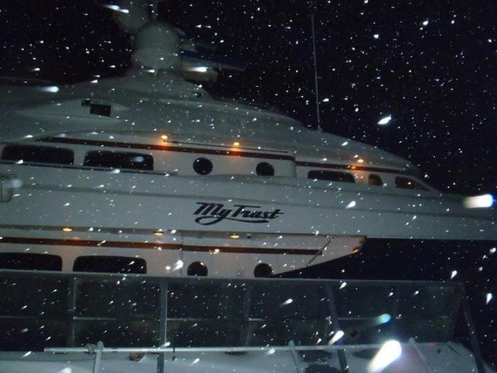 marinara 5 O romanca este marinar pe yahtul seicului din Qatar
