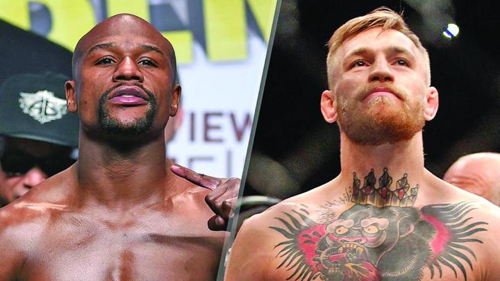 meci E oficial! Mayweather si McGregor se bat pe 10 iunie in Vegas
