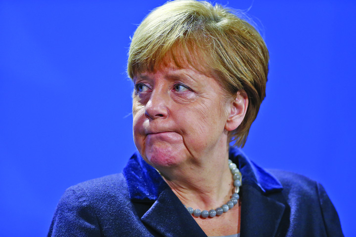 merkel Furtuna intre Merkel si Trump