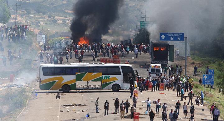 mexic 20 de romani, blocati in Mexic