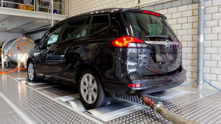 opel Franta spala Opel de Dieselgate