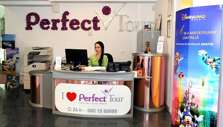perfect tour Agentia de turism Perfect Tour are numai creditori cu staif