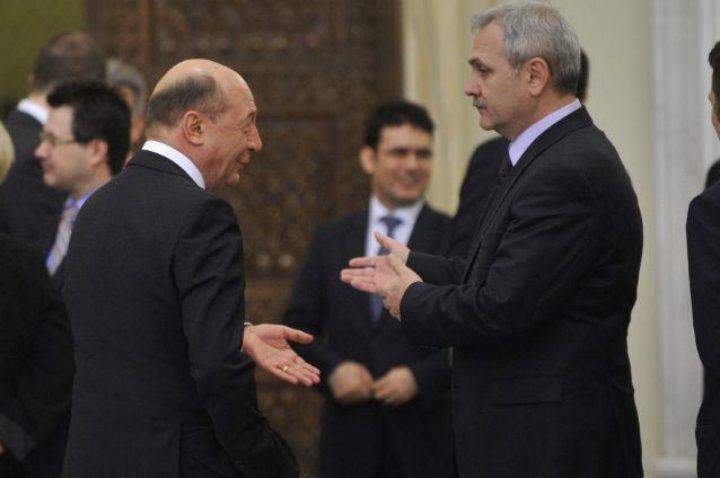 presedinte 720x478 Schimb de replici Basescu Dragnea, pe tema de porci, in Parlament