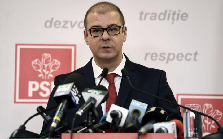 """purtator de cuvant 720x450 Deputatul Ciuhodaru, lasat singur. PSD ul se """"delimiteaza categoric"""" de initiativa lui"""