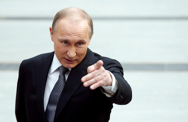 putin 2 Putin: Occidentul manipuleaza DNA urile din Est