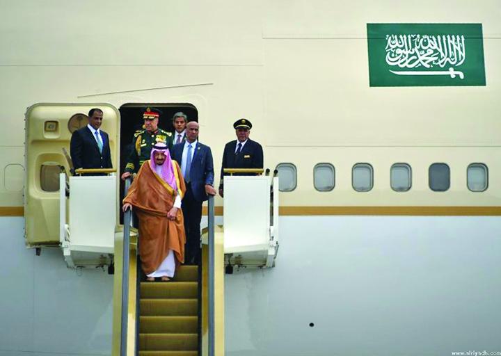 regele 1 Regele, in turneu asiatic cu bagaje cantarind 460 de tone!
