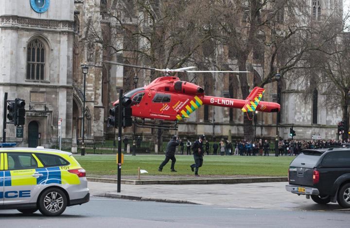 reuters Terorismul loveste inima Londrei
