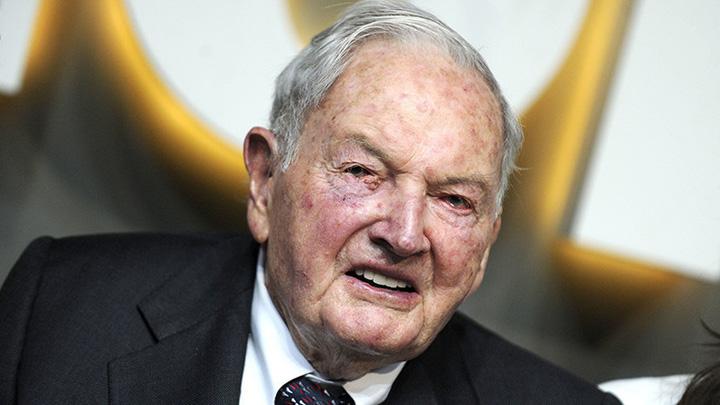 rockefeller David Rockefeller s a stins la 101 ani