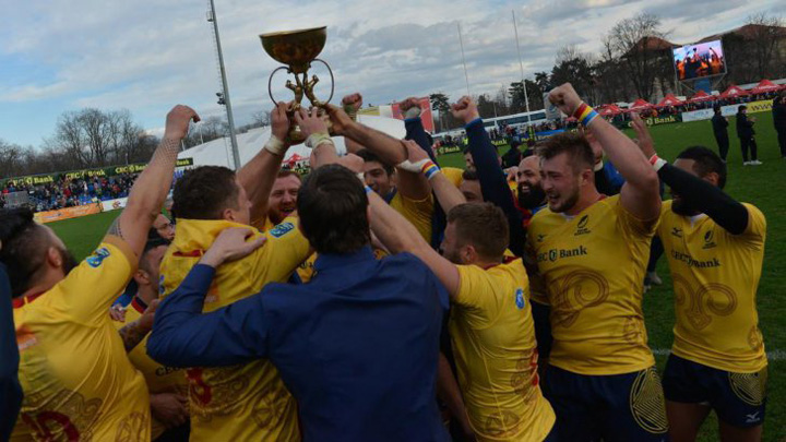rugby romania campioana europeana 2017 La rugby, ca la Oscar!