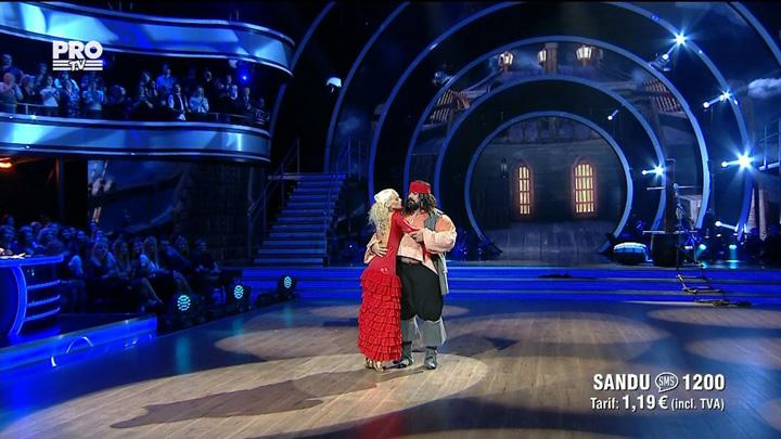 sandu lungu Uite cine danseaza, un show de provincie