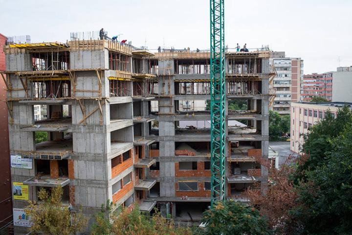 """santier Se pregatesc marile """"tunuri"""" din constructii!"""